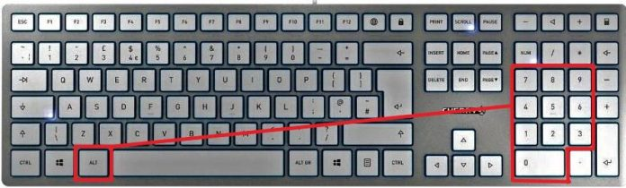 simbol, simboluri, semne, speciale, tastatură