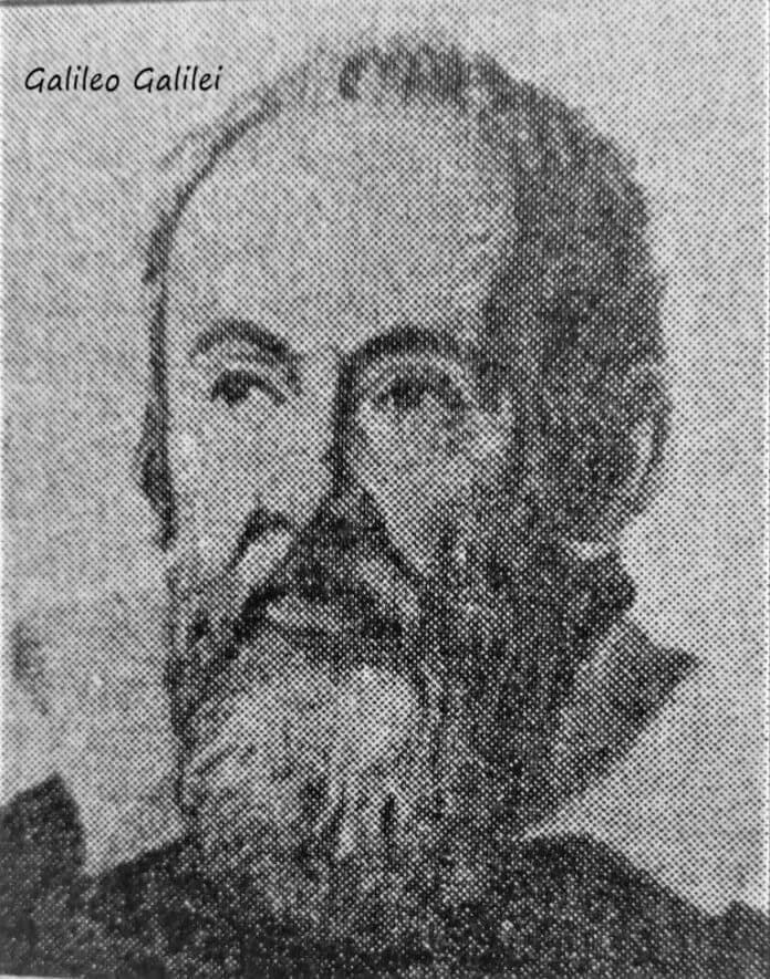 Galileo Galilei photo