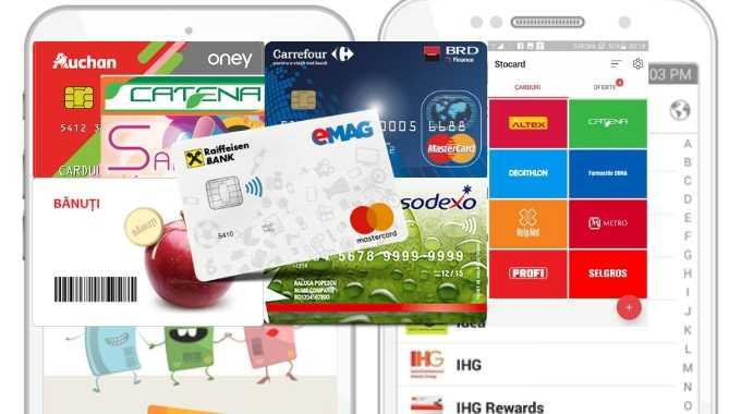 Stocard, Virtual Cards, carduri, fidelizare