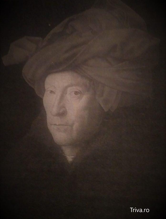 Jan van Eyck, inventator pictură ulei