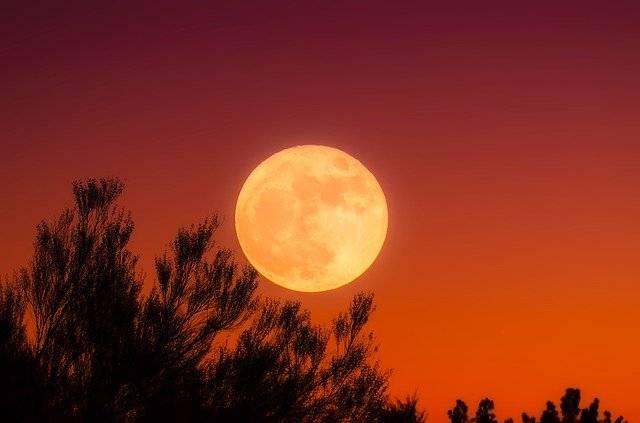 luna, satelit, pământ