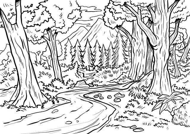 pădure, pădurii, Victor Felea