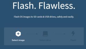 balenaEtcher, program, programe, făcut, stick, stick-uri, usb, carduri SD, bootabil